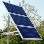 Solar Pole Mounts