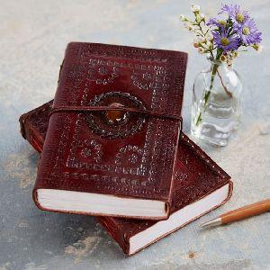 Handmade Leather Diaries