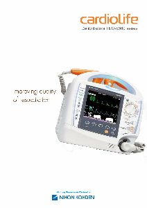 Aed-5621 Automated External Defibrillator