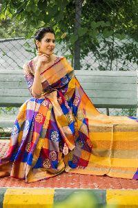 Dark Color Kanchipuram Silk Sarees