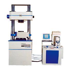 Computerised Compression Testing Machine