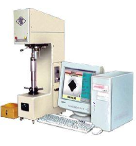 Computerised Vickers Hardness Tester