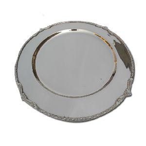 Hammered Serving Plates