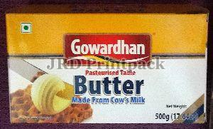 Butter Carton