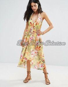 Beach Wear Dress For Ladies