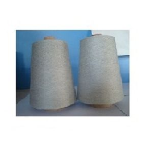Recycle Polyester Spun Melange Yarns