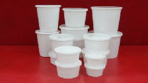Disposable Milk Food Packaging Container