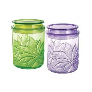 Plastic Designer Food Container