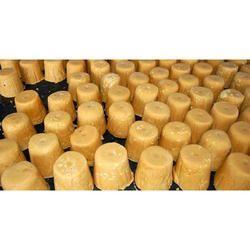 Yellow Jaggery Block
