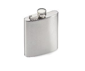 Ultra Portable Stainless Steel Hip Flask