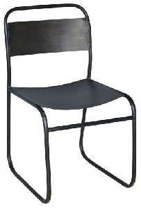 Metal Hospital Chair