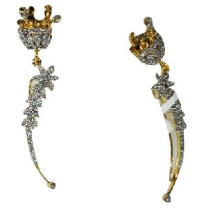 Designer Artificial Long Earrings