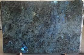 Blue Emperador Granite Slab