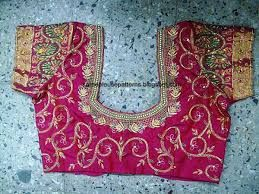 Fancy Handwork Blouse