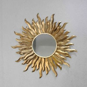 DECORATIVE MIRROR (S34357)