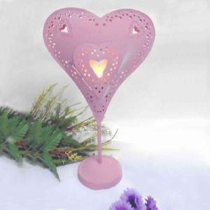 Heart T-light Holder (s27715)