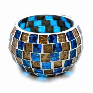 Mosaic Votive (s39766)