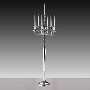 TWISTY SEVEN ARMS CANDLE STAND (S23809)