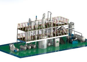 Biodiesel Production Plant Machinery