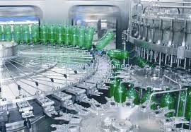 Soft Drink Making Machinery