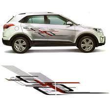 Auto Graphic Car Sticker