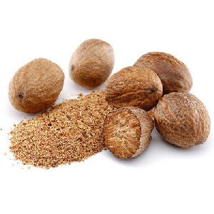 Dried Nutmeg