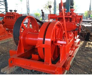 Conventional Piling Machine