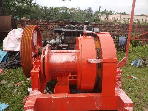 Piling Winch Machine