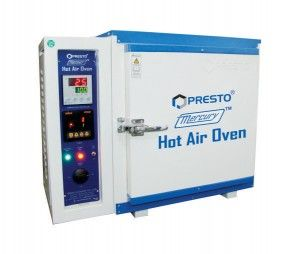 Hot Air Oven Digital Model