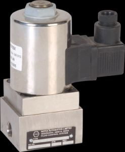 Direct Acting High Pressure Solenod Valve