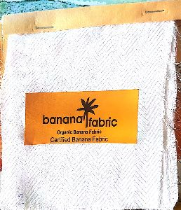 Banana fibber fabrics