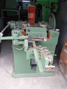 Coil Nail Making Machine