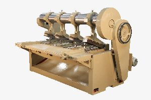 overhung eccentric slotter machine