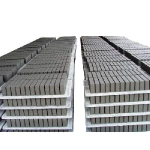 No Control Smooth Plastic Brick Pallet