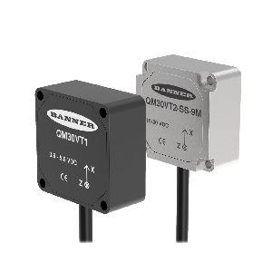 QM30VT Series vibration and temperature sensors
