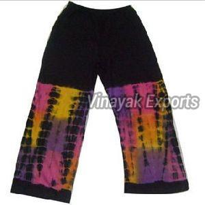Ladies Printed Trousers