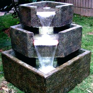 Eternal Steps Water Fountain