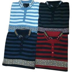 mens knitted t shirts