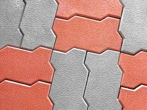 Reflective Paver Blocks