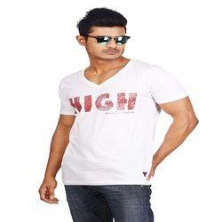 Flat knit T-Shirt