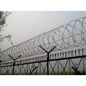 Concertina Security Wire