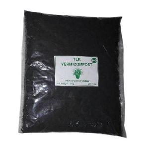 1 Kg Pure Organic Vermicompost Fertilizer