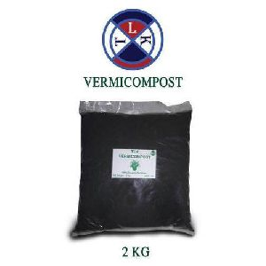 2 Kg Vermicompost Fertilizer