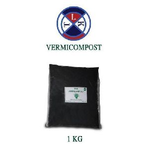 Bio Organic Vermicompost Fertilizer