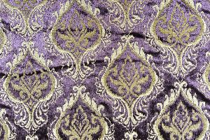 pigment printed velvets