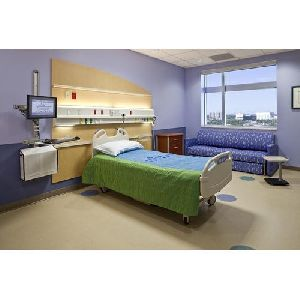 Steel Automatic Modular Hospital Bed