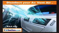 Car AC VENT Cleaning Service