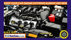 Car Engine Coating Service