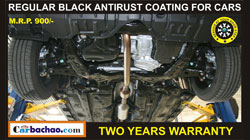 Car Underbody Black Coatings Service