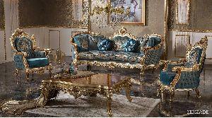 Wooden Luxury Sofa